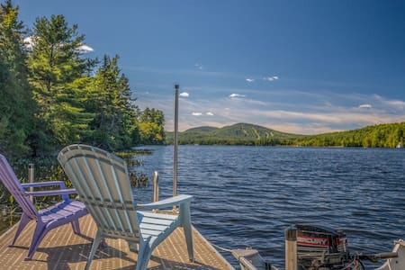 Private Waterfront Home - Woodstock - Casa