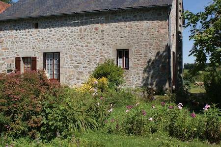House of the Morvan-Lac des Settons - Planchez - Haus