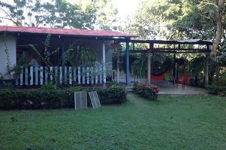 Linda y acogedora cabaña de verano - Kulübe