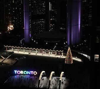 Cozy Apartment W/Beautiful View! - Toronto - Appartement