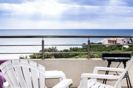 Apartment with beautiful sea view - Kunje