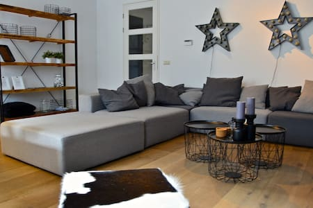 Cosy & Bright 6p Apt - hearth adam - Amsterdam - Appartement