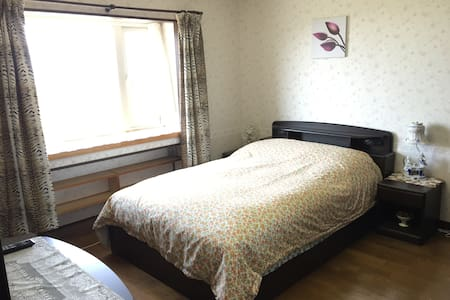 Wide living room w/ Cozy location to make a Memory - Hakodate-shi - Haus