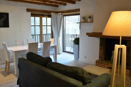 Nice 2 bedroom Apartment with balcony, full equiped for 4 people , Incles - Incles - Apartamento