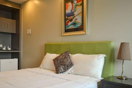 Exchange Regency Hotel - Studio Ortigas CBD! - Apartment