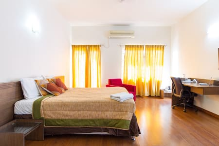 Centrally located, family friendly - Bengaluru