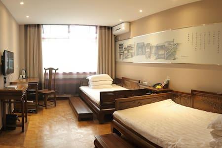 平遥古城罗汉床 - Jinzhong - Bed & Breakfast