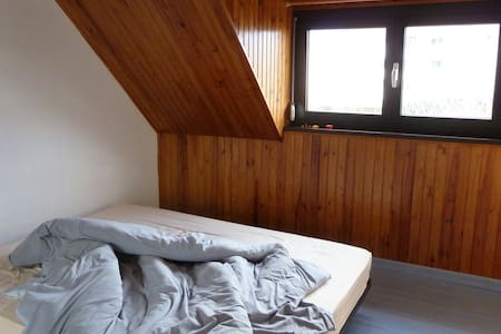 Chambre dans maison au calme et proche de la ville - Eybens
