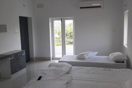 """Quiet Home"" B1-  Studio Apartment  Pondicherry - Pondicherry"