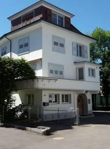 Doppelzimmer in der «Villa Grazia» in Romanshorn - Villa