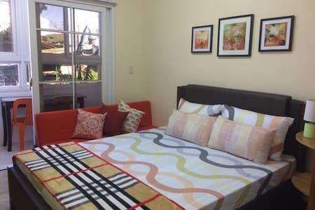 Cozy Studio Unit near Burnham Park - Naranja Unit - Baguio - Condominium