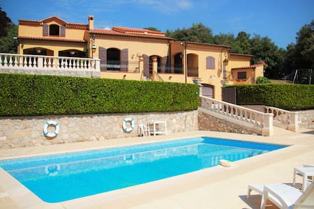 Large Provencale style Villa - Pool/Barbecue - Villa