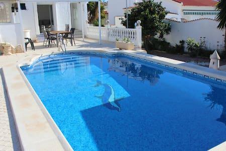 Villa with privat pool, Murillo. - Casa