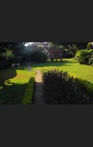 BnB with bistro, garden, terrace. - Bukoto