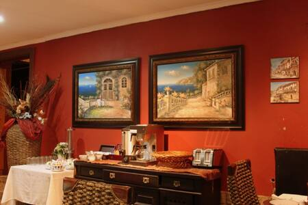 Collards Bed and Breakfast - Durban North