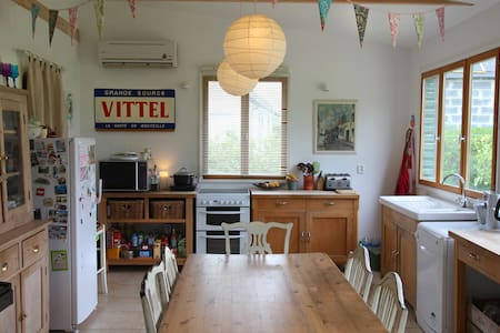 Light, Spacious & Fun Home! - Créquy