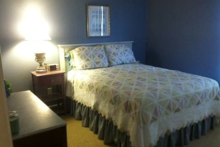 Quaint Bedroom Near OSU & Downtown - Kondominium