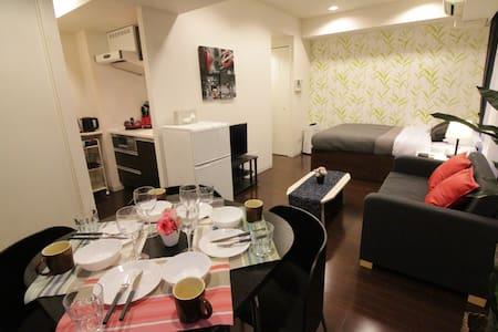 SALE!★Shinjuku★High Grade Room★FREE Portable Wi-Fi - Apartament