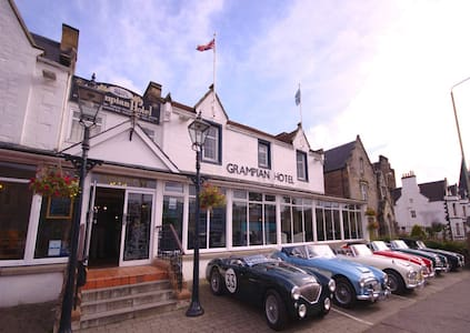 Grampian Hotel Perth - Double Room - Perth - Bed & Breakfast