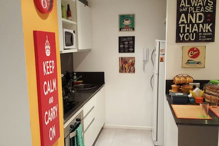 Large & Bright Studio & Tango at Palermo Soho WiFi - Buenos Aires - Apartment