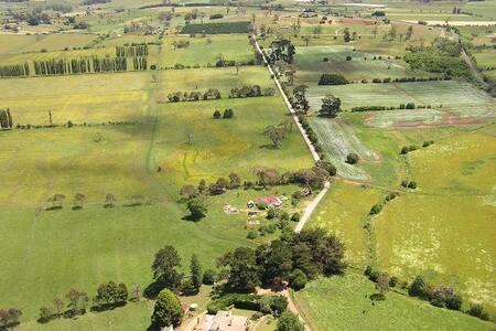 Woodlands Farm Cottage - Red Hills