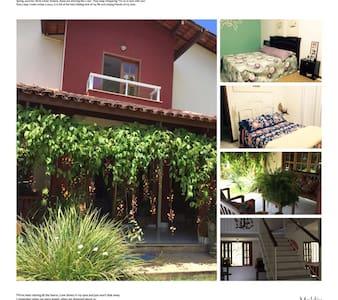 Casa linda e aconchegante em Santa Teresa - Santa Teresa - House