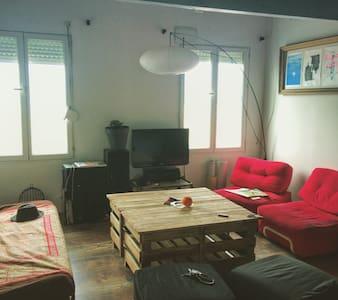 Appartement vue sur mer - Flat