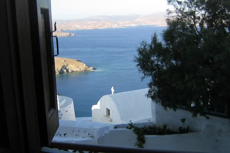 House by Astypalaia's Castle - Haus