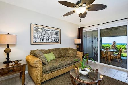 Keauhou Kona Surf & Racket Club Townhouse #4 - Huis