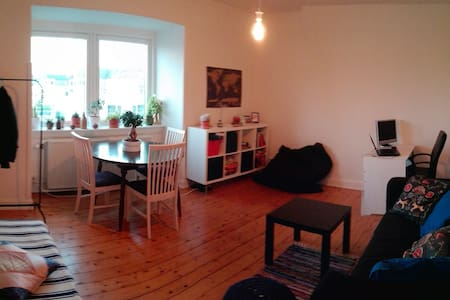 Cosy apartment in Aalborg city center - Appartement