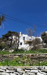The Midwife's House, Aegean hideaway - Huis