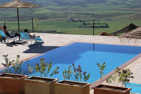 Dar El Mandar, Ferme & Table d'Hôte - Fez - Bed & Breakfast