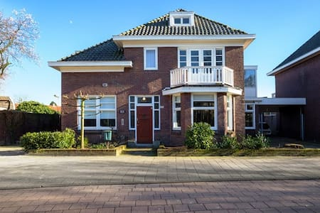 5 pers. kamer (nr: 3) in luxe villa - Eindhoven