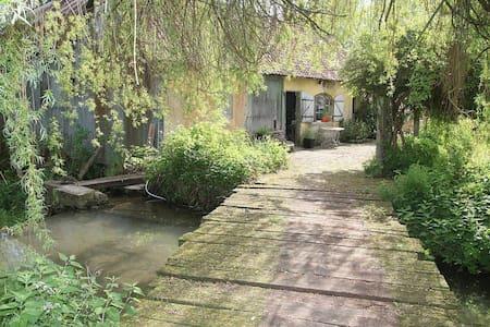 le petit moulin de monna - Rumah