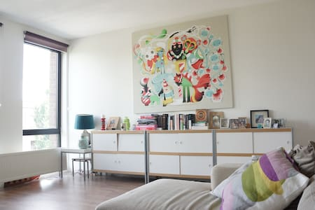 Spacious and light, for the whole family! - Amsterdam - Wohnung