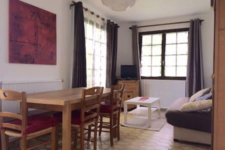 Appartement plein sud en rez-de-jardin - Corrençon-en-Vercors - Apartment