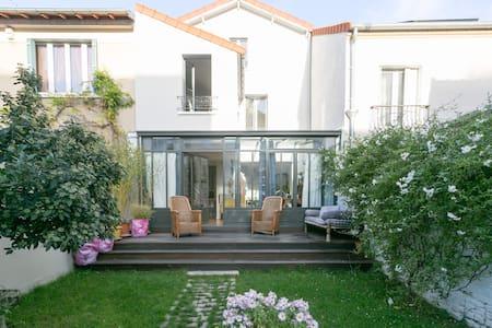 Maison au calme à 100 m de Paris - Malakoff - Casa