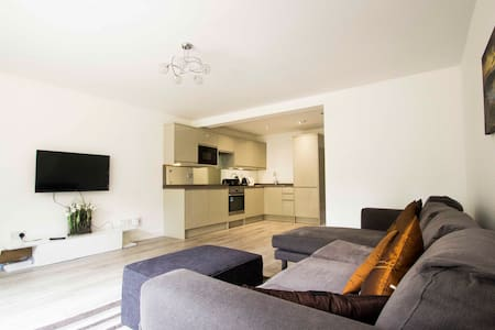 Modern One Bed in  Hammersmith - Apartment