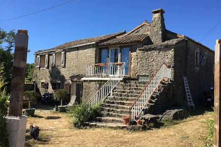 Location gîte authentique. - Haus