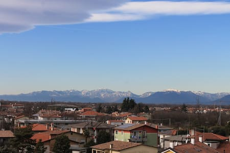 Incantevole loft - Castelfranco Veneto