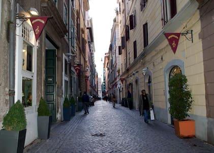 Via Vittoria (Spanish Steps) - Apartment