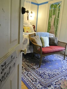 Garden Shed Room in B&B - Szoba reggelivel