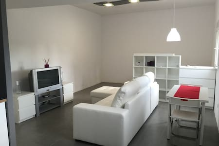 Loft con wifi y Parking.30km de BCN - Loft