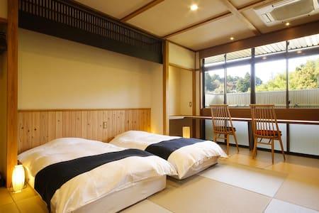 ONSEN Ryokan KAKIMOTOYA room105 - 生駒郡