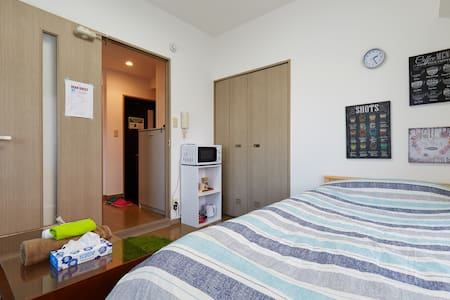 9 mins from SHINJYUKU by train!! - Wohnung