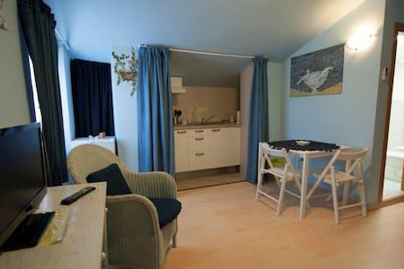Monolocale accogliente e panoramico - Wohnung