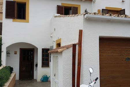 Cozy House 5 Minutes walk to Beach and City - Peguera - Townhouse