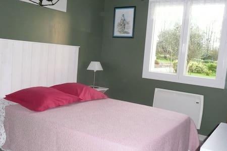 Chambre d'hôtes au coeur des rias. - Bed & Breakfast