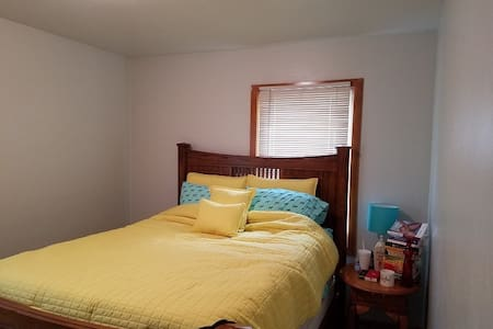 Private Room in House 5 mins from Froedert, MCW - Milwaukee - Rumah