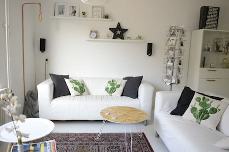 Bright Cosy with a Vintage touch - Apartament